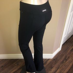 Oakley Flare Movement Yoga Pants Sz S Nice!